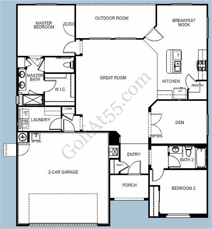 meritage homes floor plans house design and decorating ideas