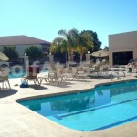 North Pool (main rec center) - lap pool, lounge pool & spa