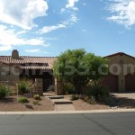 Custom homes at Tonto Verde