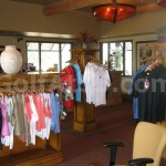 Well stocked Pro Shop