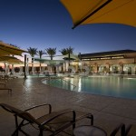 The end of another perfect day at Sun CIty Anthem Merrill Ranch!
