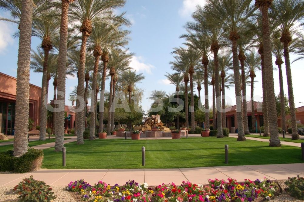 Courtyard at Village Center