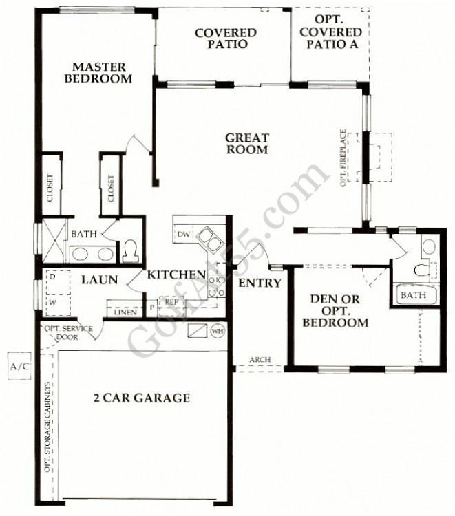 Robson Pebble Creek Floor Plans Gurus Floor