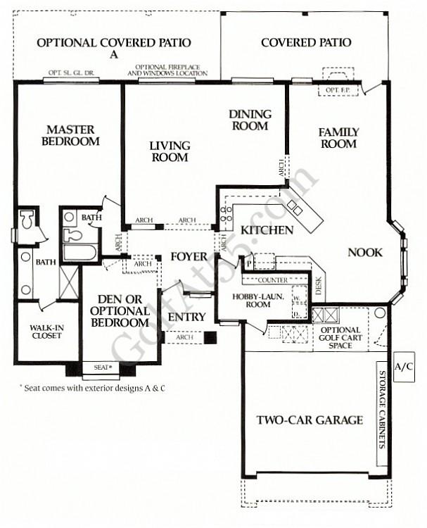 Robson Pebble Creek Floor Plans Floor Matttroy