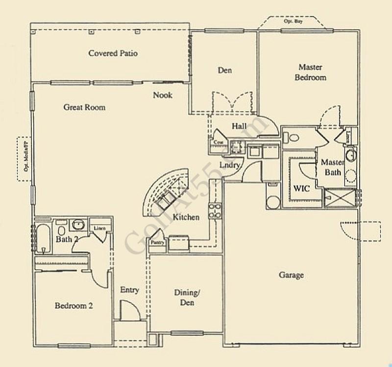 Engle homes floor plans thefloors co for Engle homes
