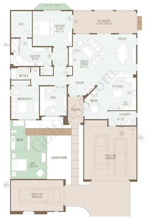 Robson Ranch Eloy Floor Plans – Floor Matttroy