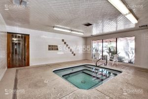 Ahwatukee 55+ community, indoor spa