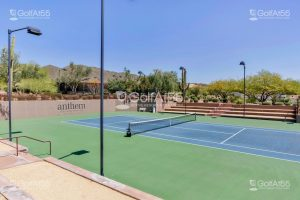 Persimmon Clubhouse stadium tennis court
