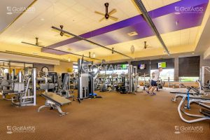 Ironwood Clubhouse fitness center