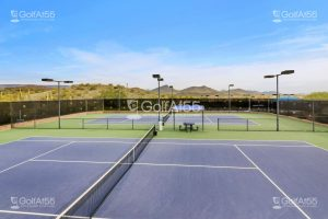 Ironwood Clubhouse tennis