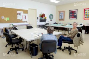 Sewing & quilting room