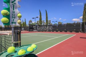 Corte Bella, tennis courts
