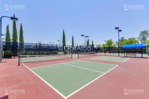 Corte Bella, pickleball courts