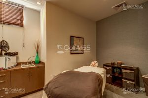 CantaMia, massage room