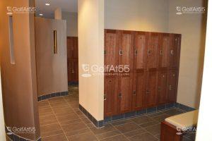 CantaMia, locker room