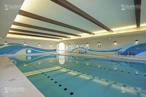 CantaMia, indoor pool