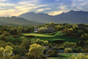 CantaMia, golf course