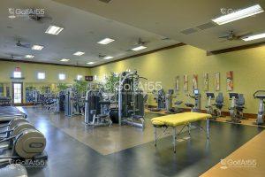 Encanterra, fitness center