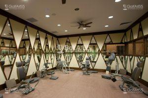 Encanterra, ladies weight room