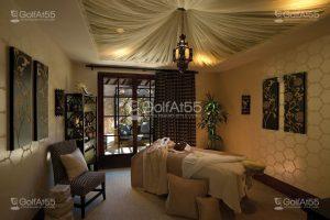 Encanterra, massage room