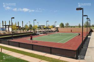 Encanterra, tennis courts