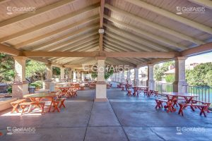 Leisure World, BBQ pavilion