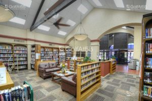 Leisure World, library