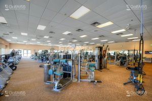 Leisure World, fitness center