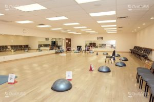 Leisure World, movement studio