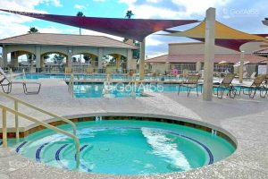 Leisure World, pool 2