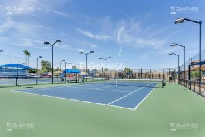 Leisure World, tennis