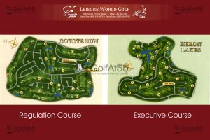 Leisure World, golf club