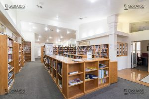 MountainBrook Village, library