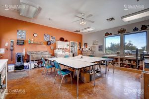 MountainBrook Village, craft room
