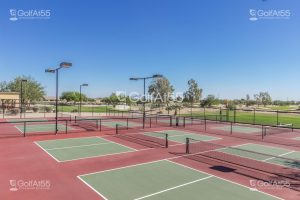 Mission Royale, pickleball