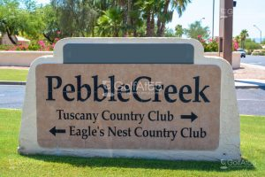 PebbleCreek, clubhouses