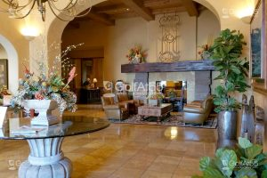 PebbleCreek, lobby
