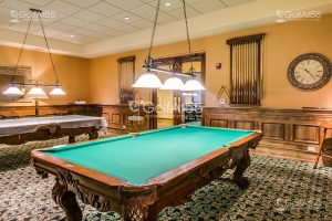 PebbleCreek, billiards