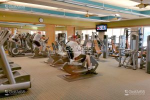 PebbleCreek, fitness center