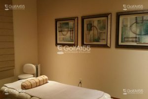 PebbleCreek, massage room