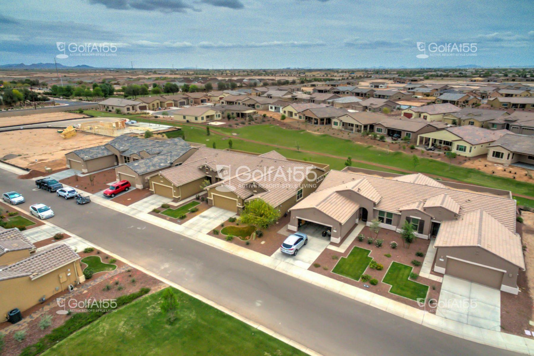 Phoenix arizona golf retirement communities retirement for Verrado retirement community
