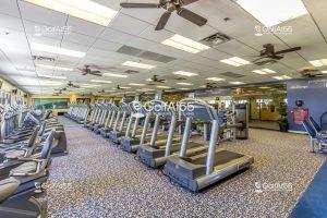 Province, fitness center