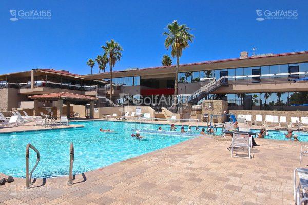 SunBird, pool & clubhouse