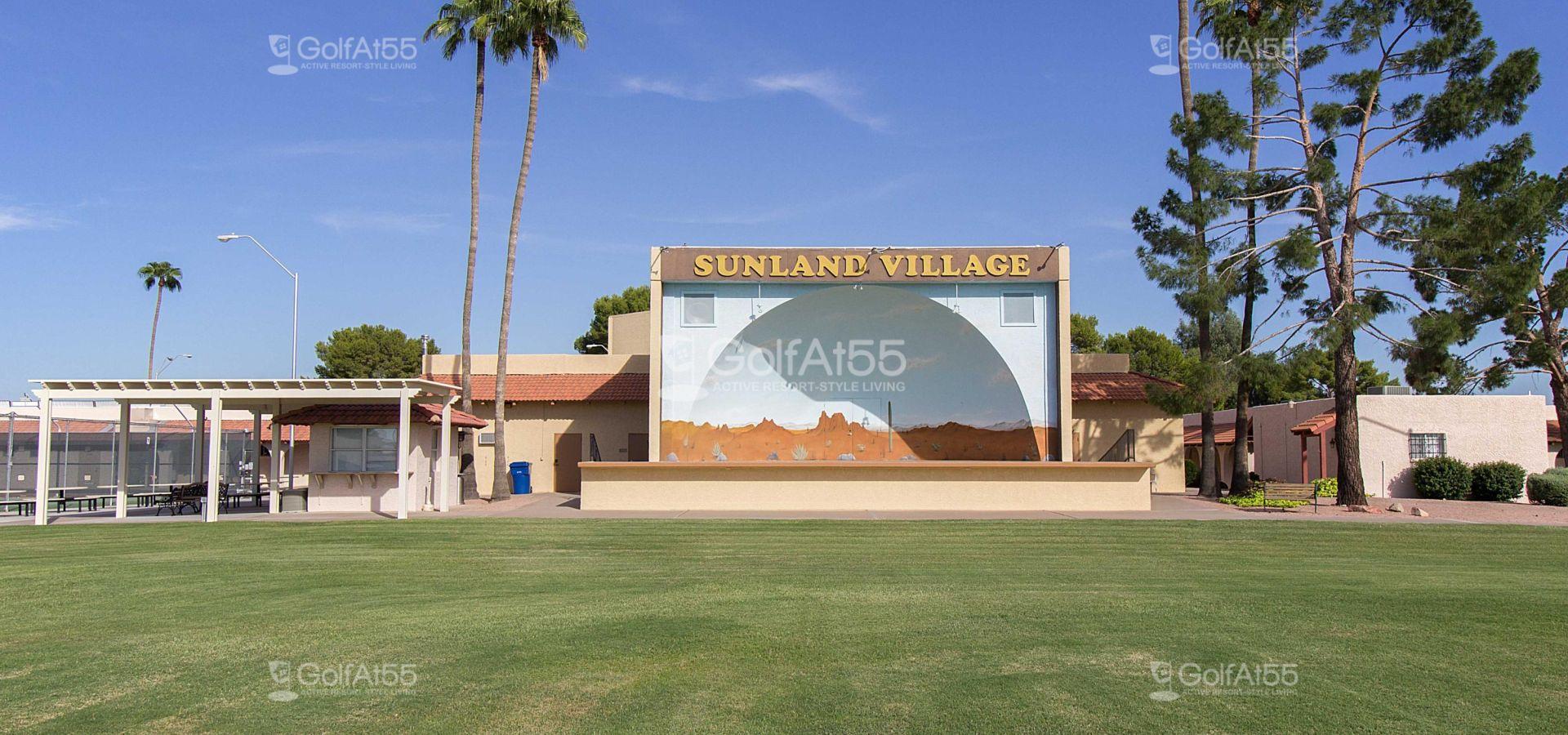 sunland village mesa az hoa golf info